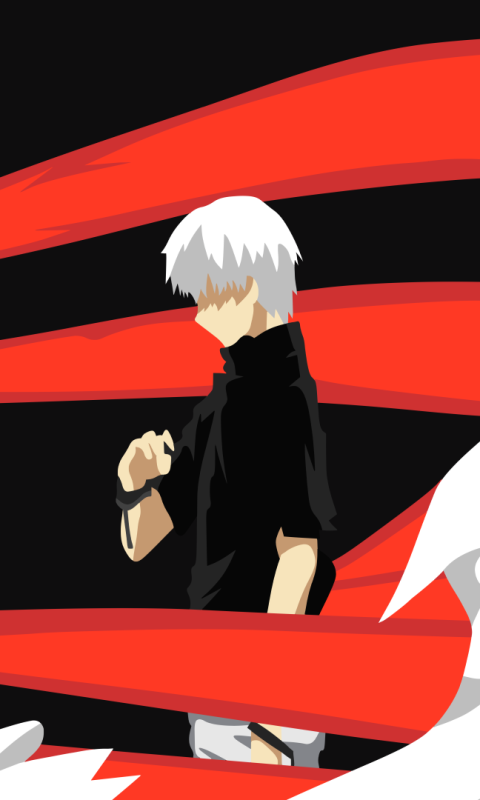 AnimeTokyo Ghoul 480x800 Wallpaper ID 751481 Mobile Abyss