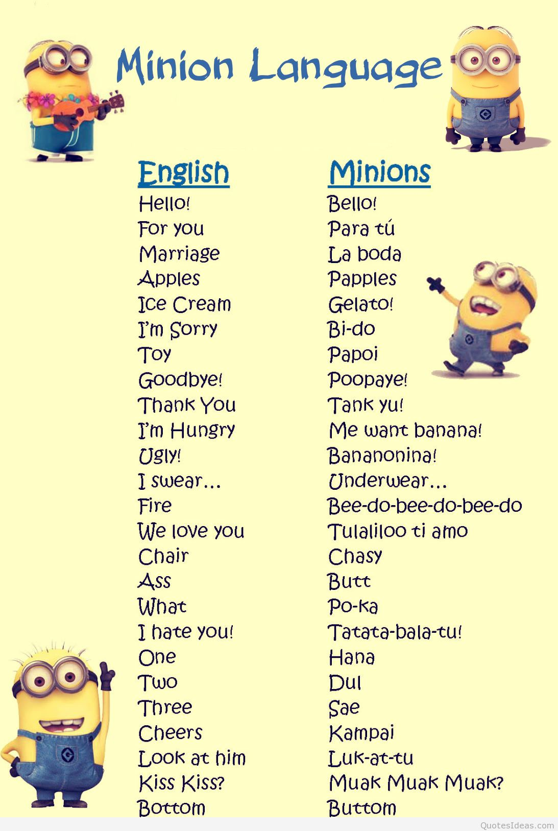 Minion Wallpaper Quotes Posted By Samantha Thompson