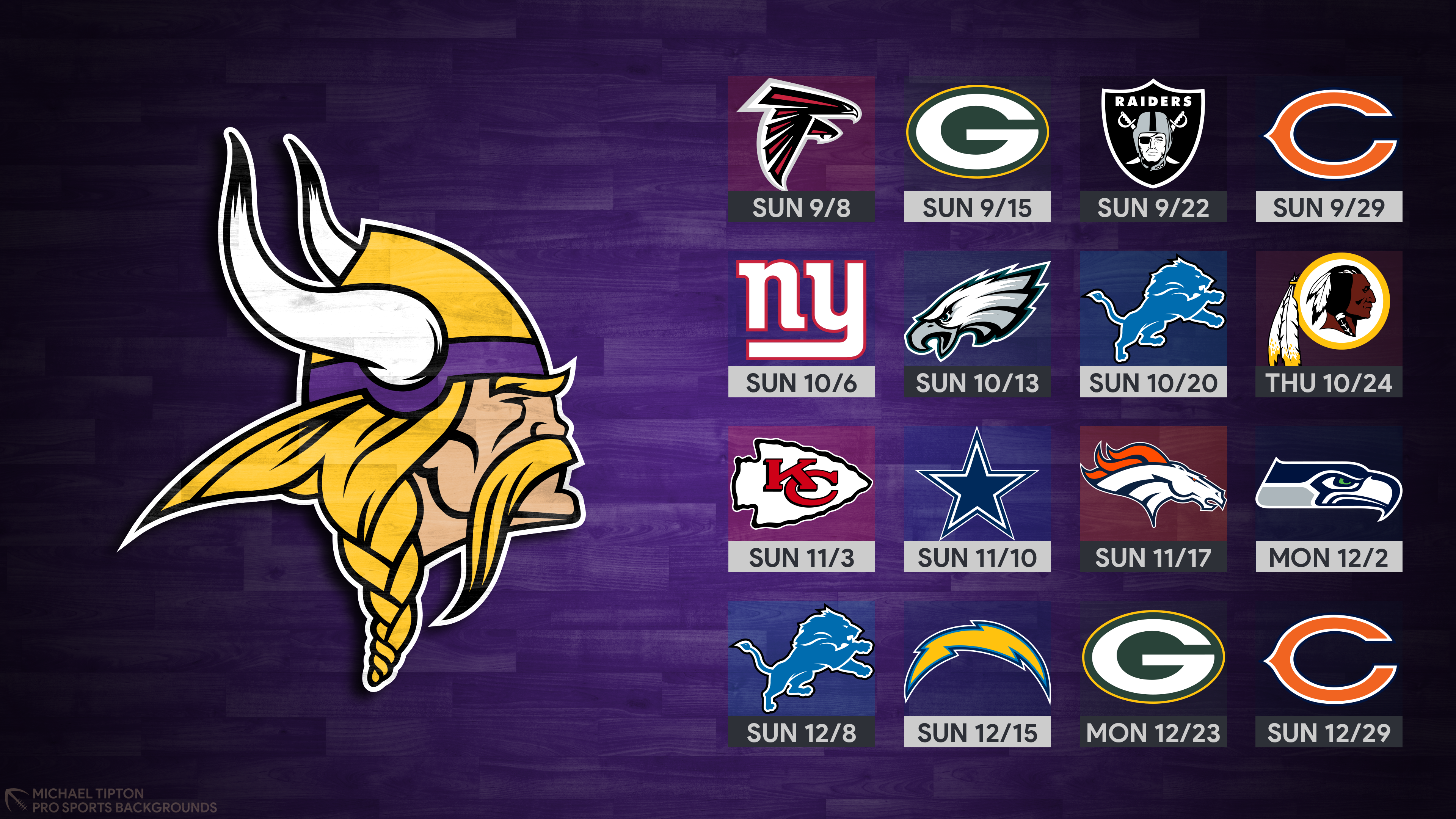 Minnesota Vikings Screensaver Posted By Samantha Johnson