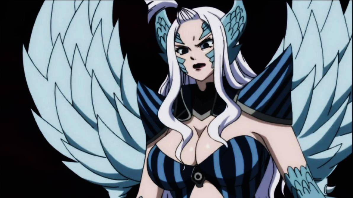 Halphas Mirajane – She can't do anything as she seems.