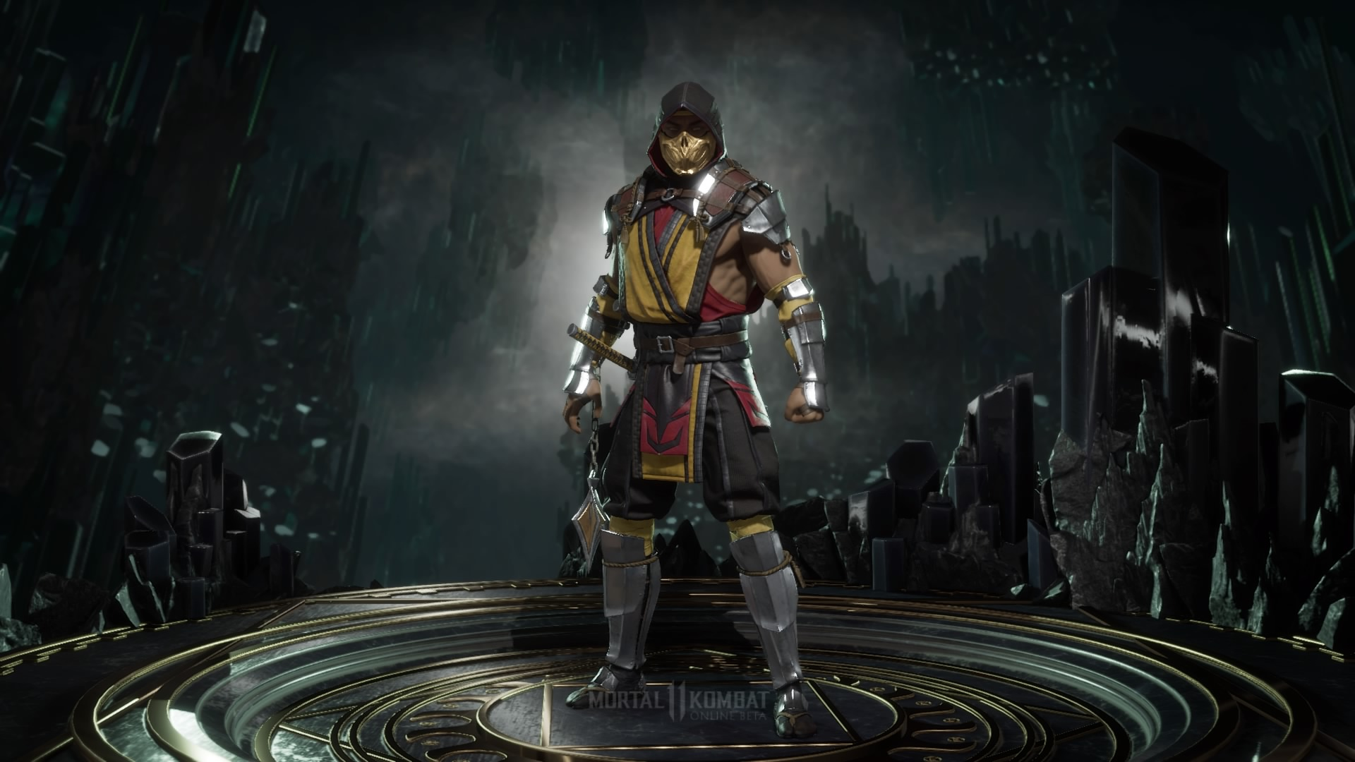 Mk11 Scorpion Wallpaper Posted By John Sellers