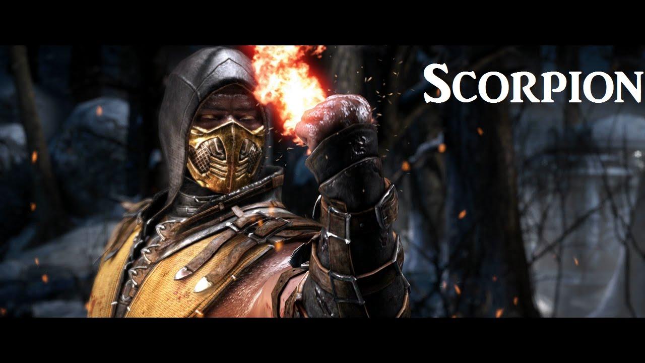 Mkx Scorpion Vs Sub Zero Posted By John Johnson