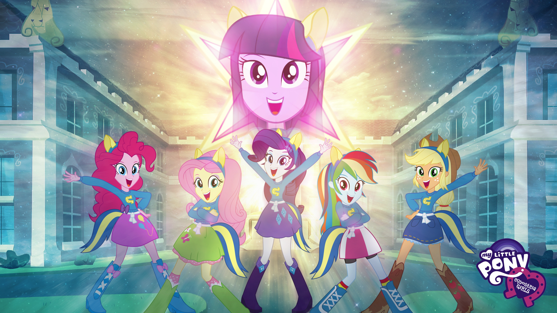Mlp Hd Wallpaper Posted By Zoey Anderson
