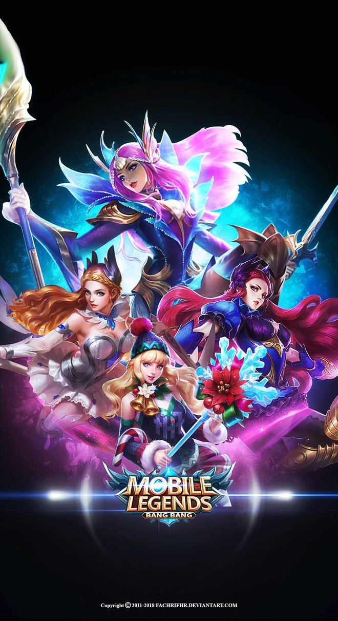 Mobile Legends Fanny Wallpapers Posted By Sarah Simpson