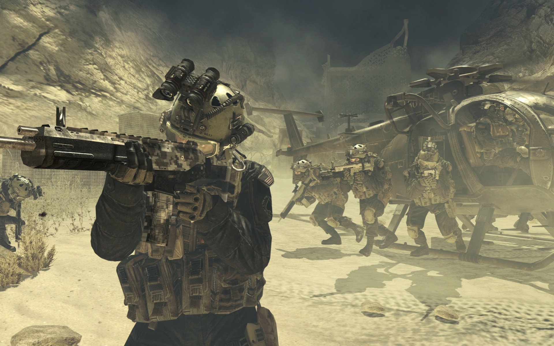 Modern Warfare 2 Wallpapers