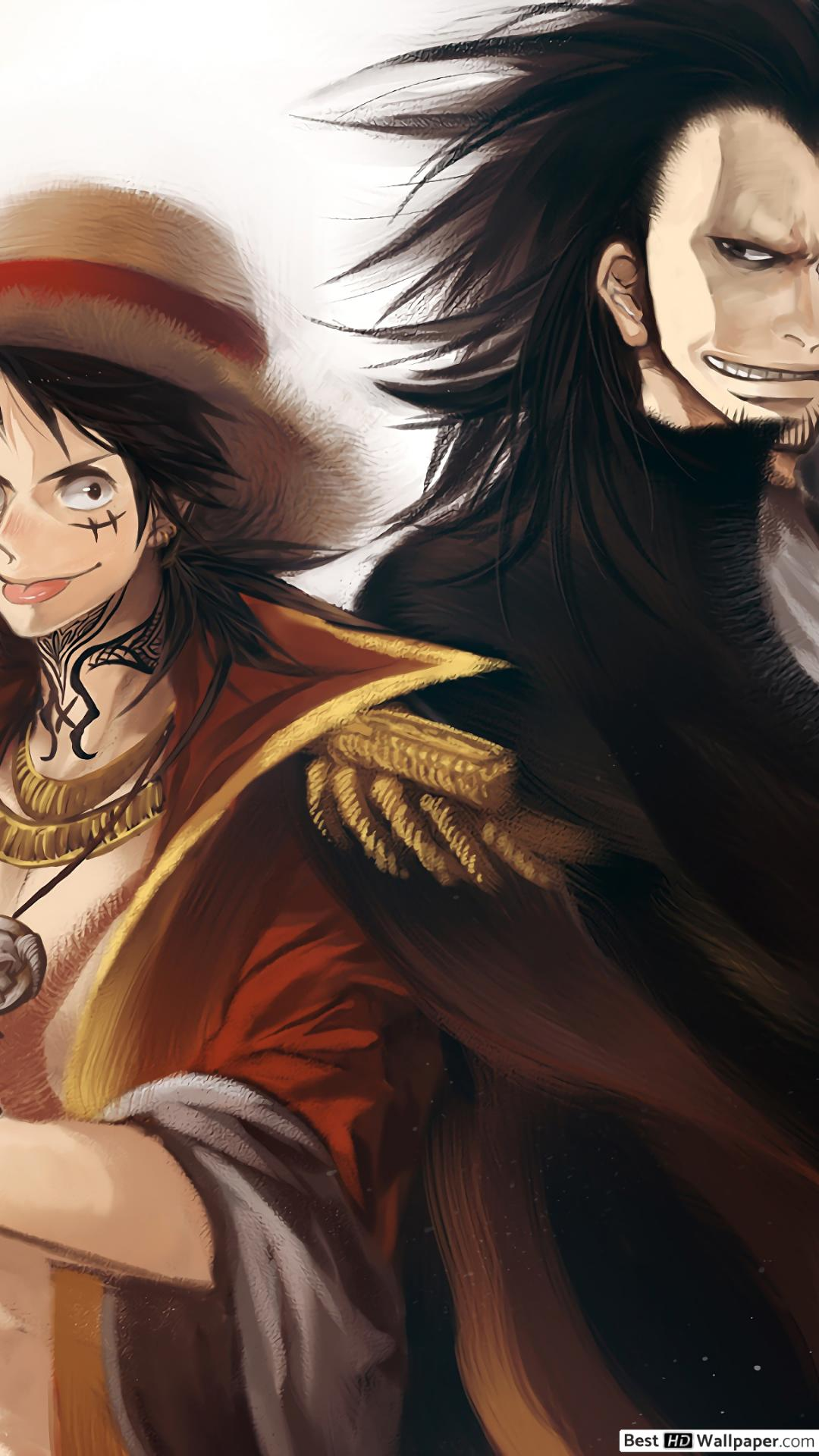 Monkey D Luffy Hd Wallpapers Posted By Ethan Walker