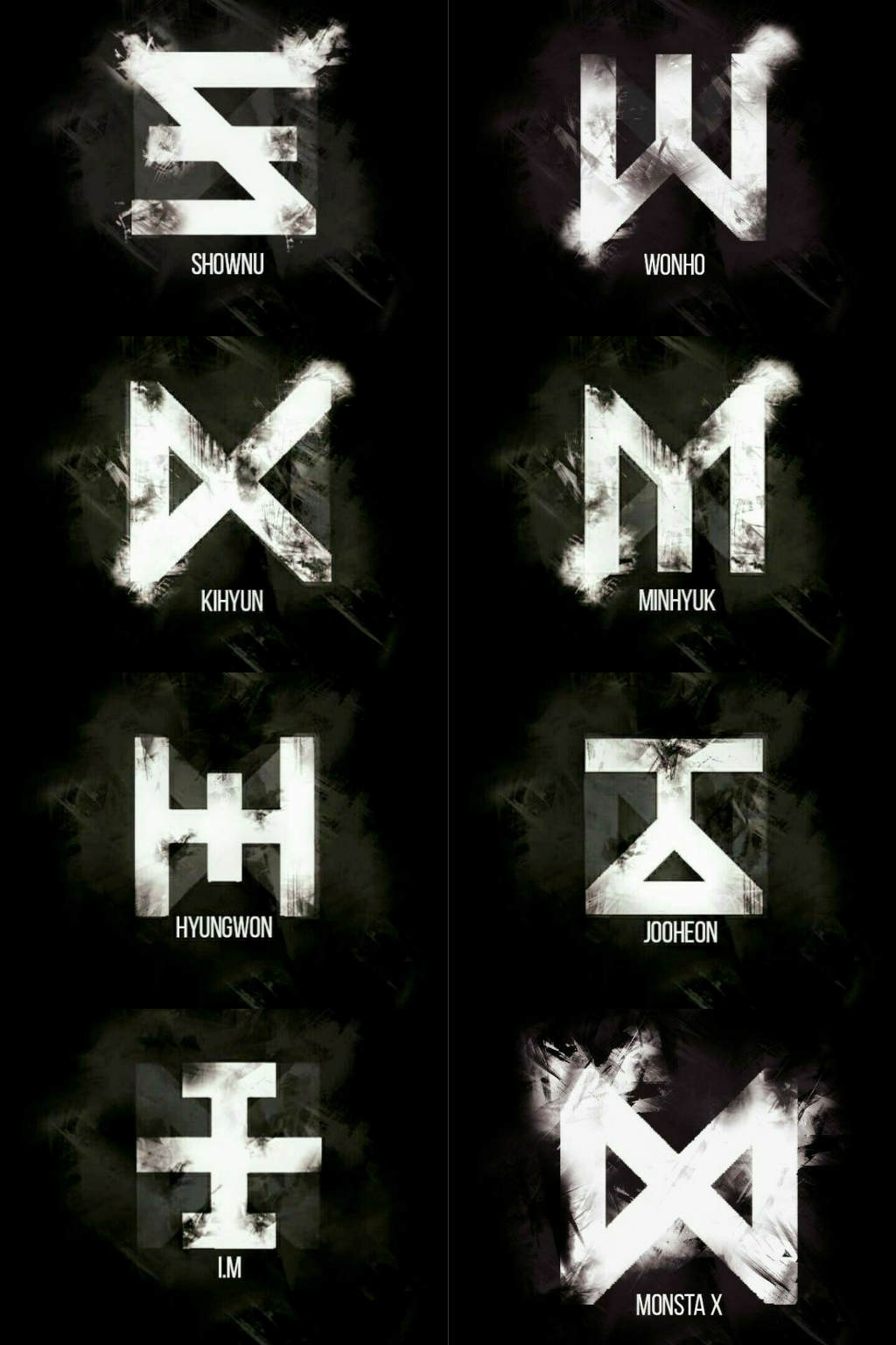 Monsta X Phone Wallpaper Posted By Christopher Peltier