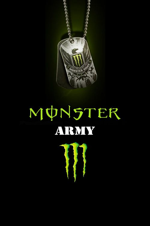 Monster Energy Logos Posted By Ryan Mercado