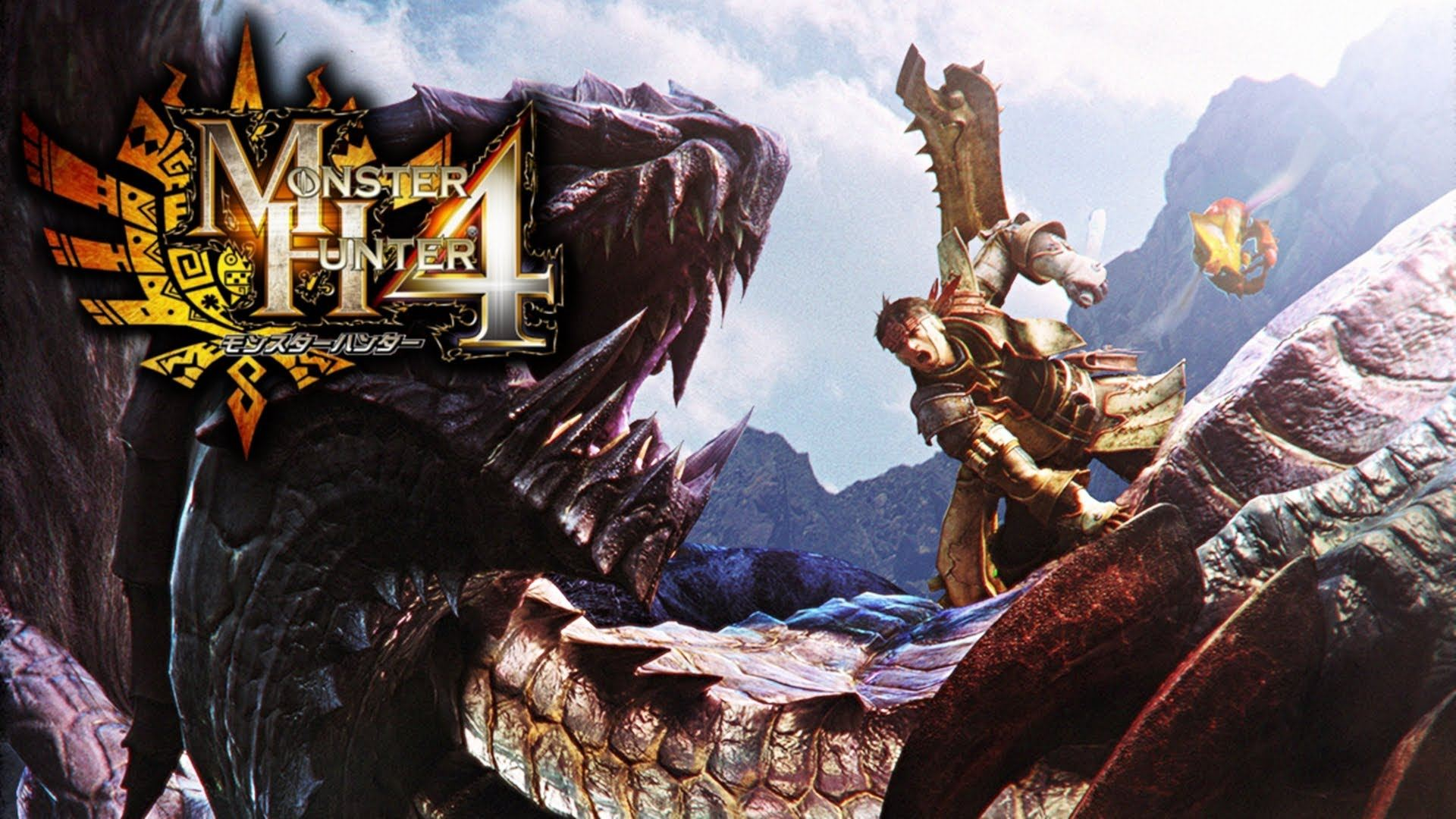 Monster Hunter 4 Ultimate Wallpaper Posted By Michelle Simpson