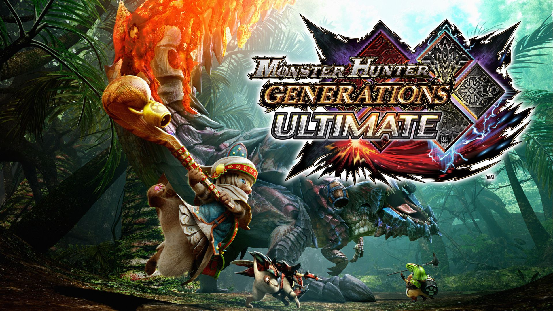 Monster Hunter Generations Ultimate Wallpapers Posted By Michelle