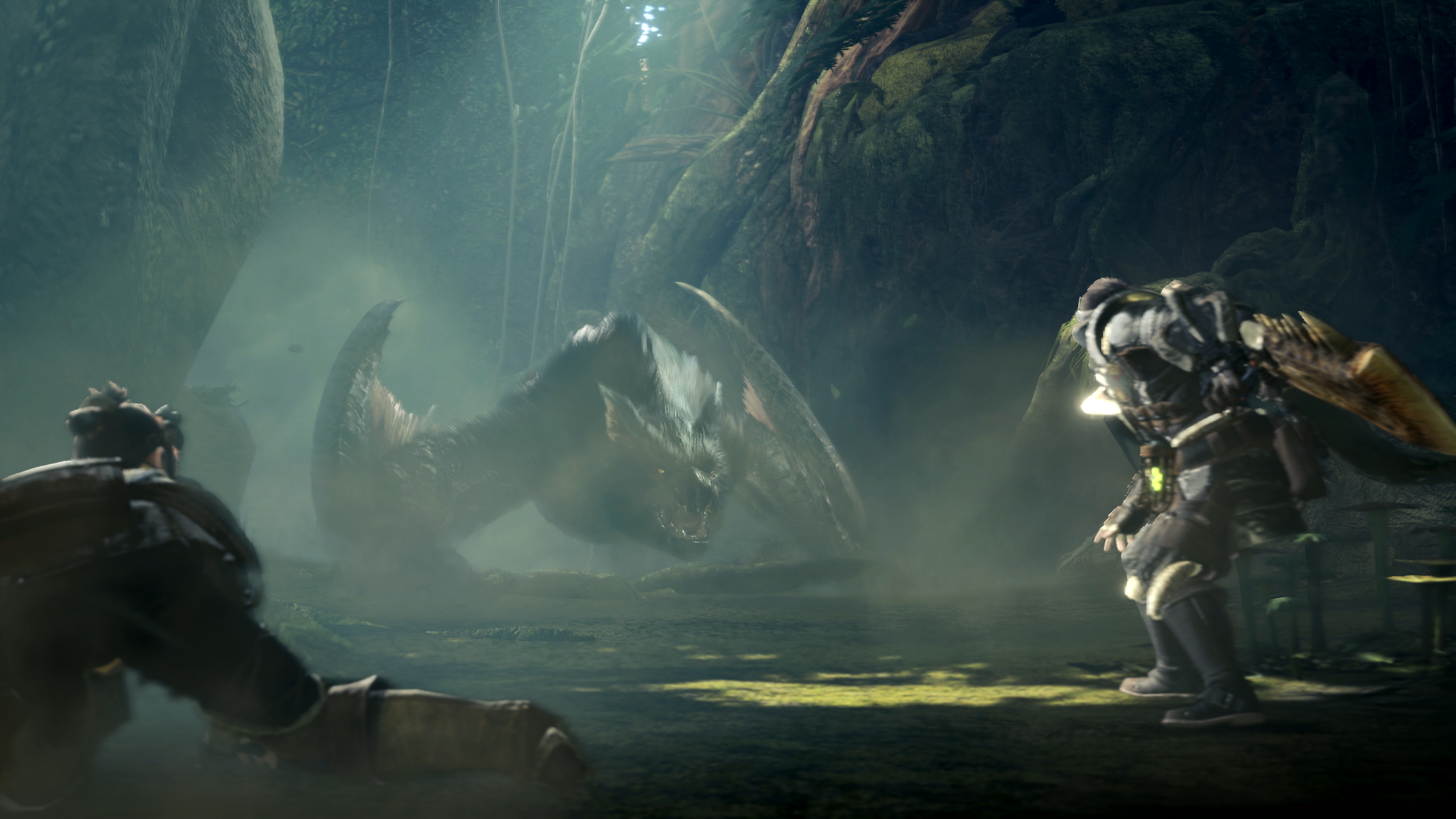 Monster Hunter Hd Wallpaper Posted By Ethan Simpson