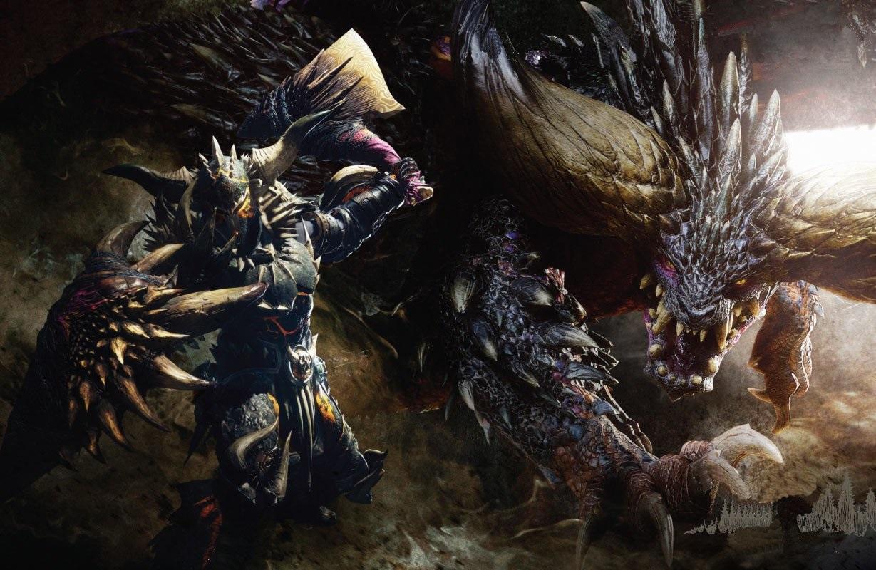 Monster Hunter Monster Wallpaper