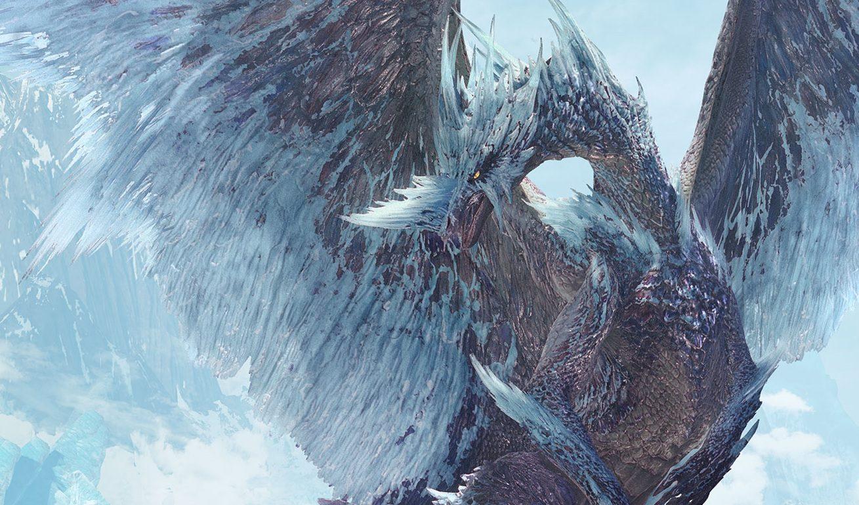 Monster Hunter World Iceborne Velkhana Wallpapers Posted By Ryan