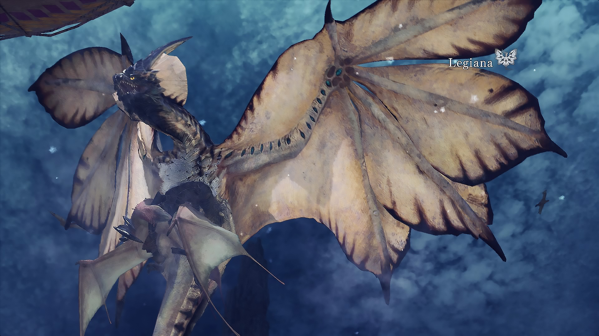 Monster Hunter World Legiana Wallpapers Posted By Ethan Tremblay