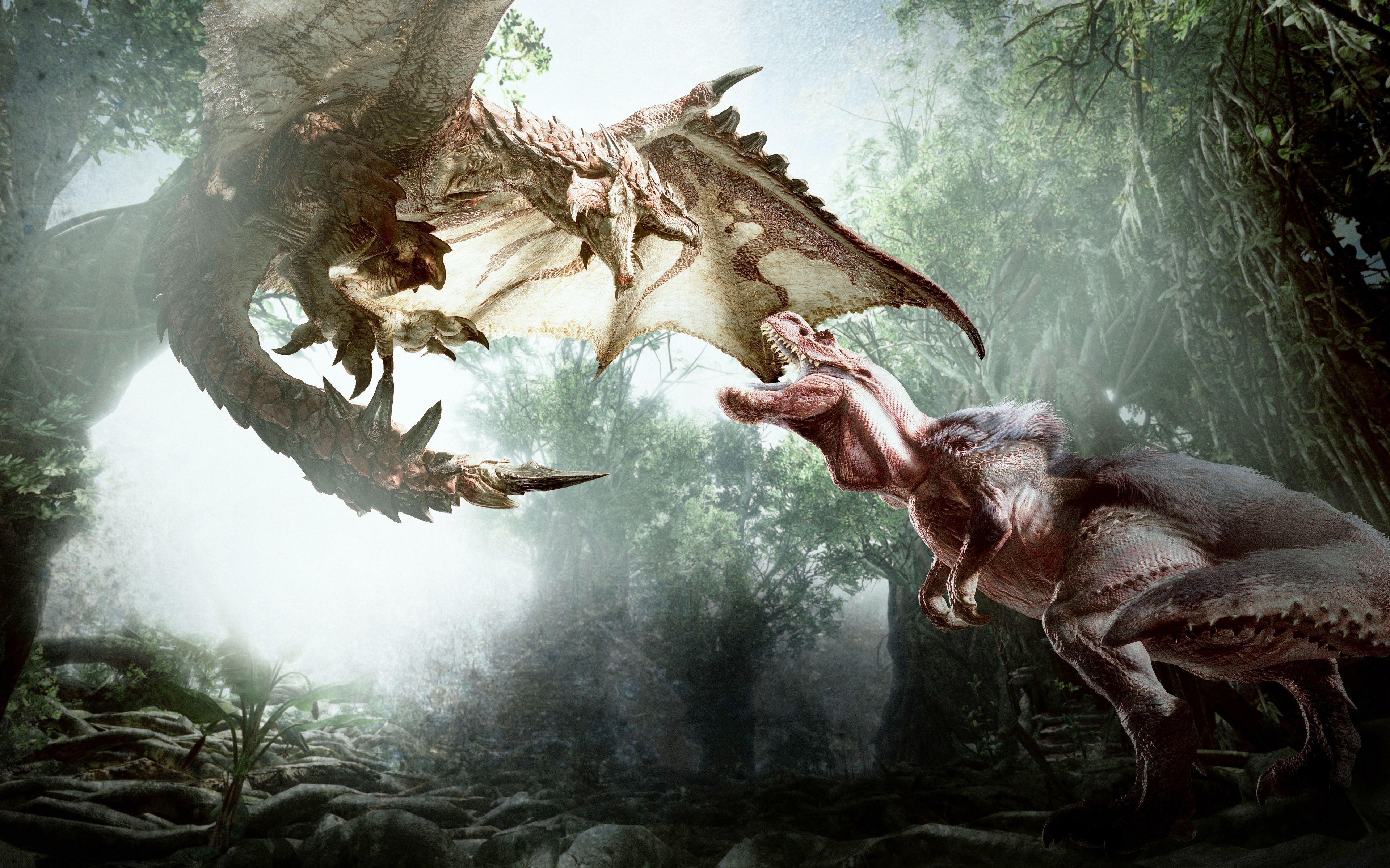 Monster Hunter World Wallpapers Posted By Sarah Cunningham