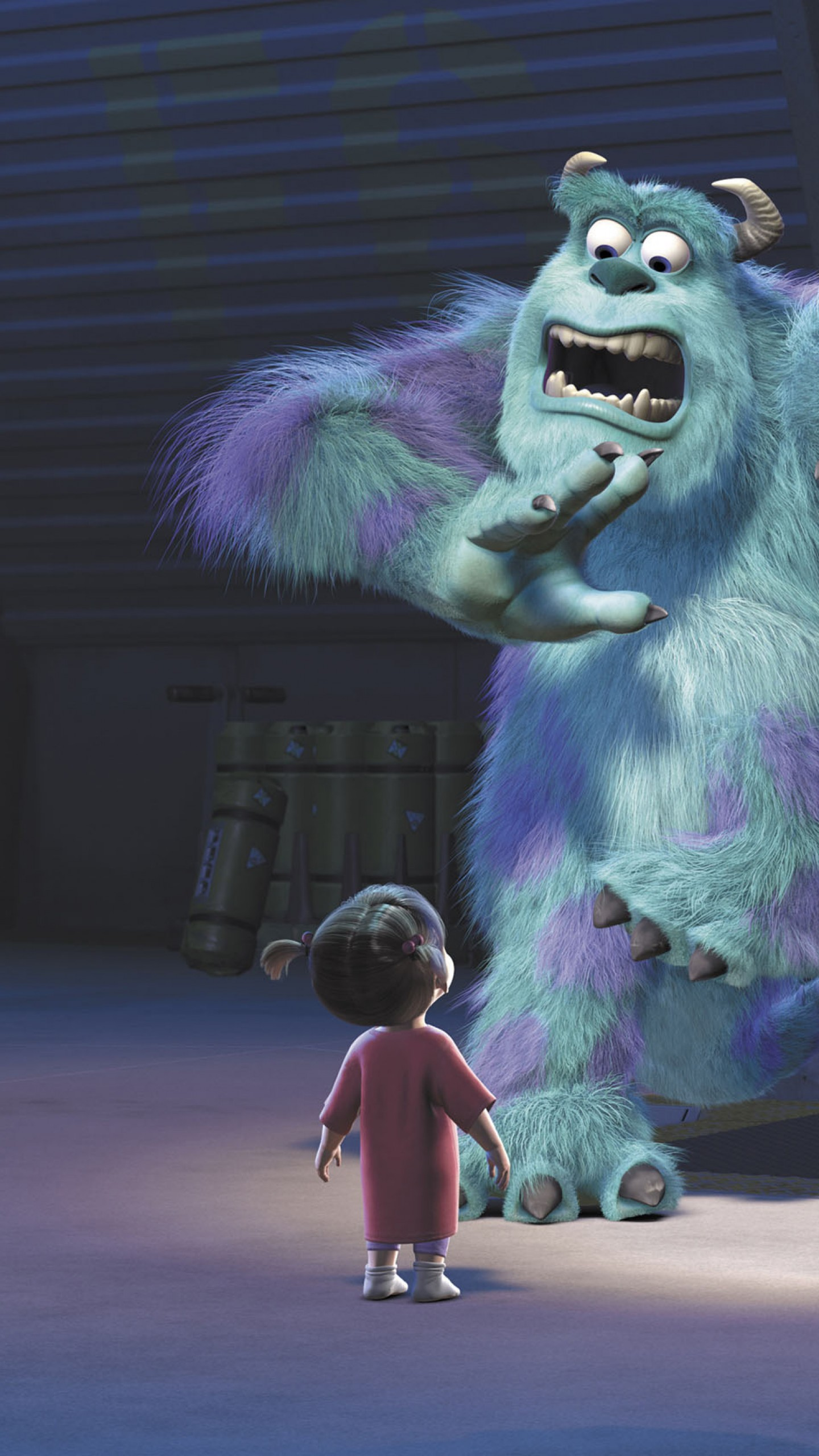 Monster Inc Boo Wallpaper Posted By Samantha Simpson