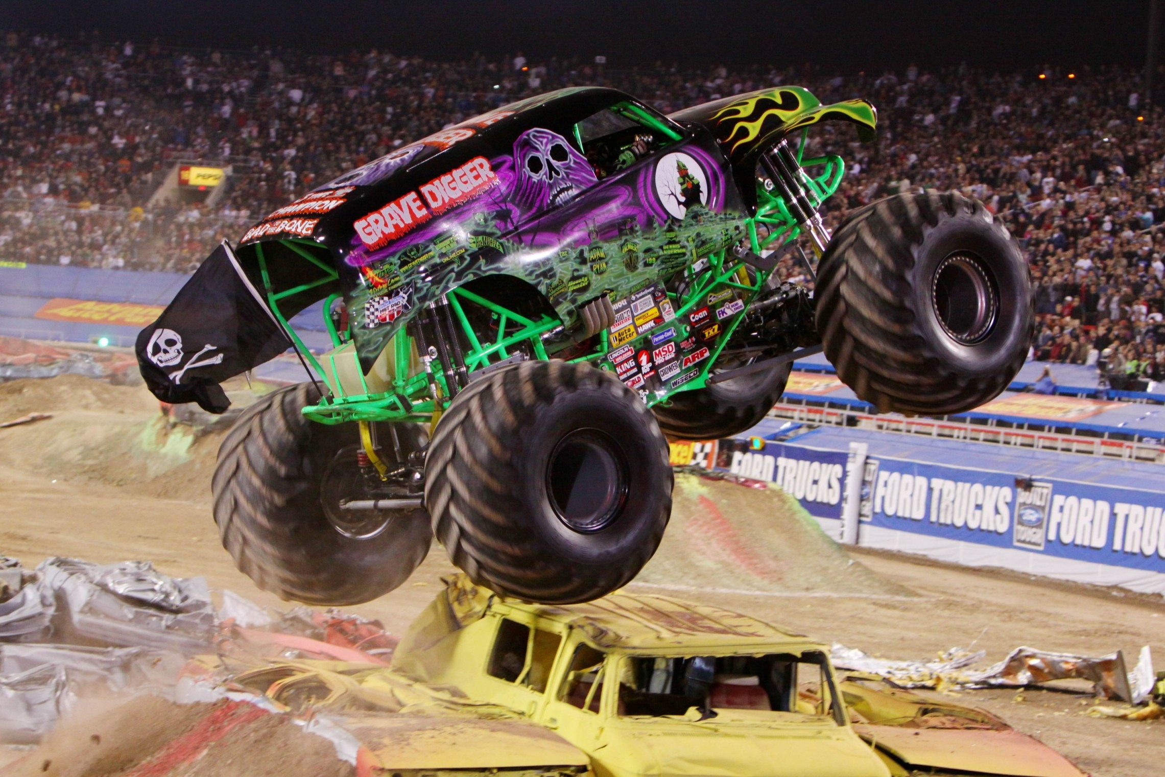 Monster Jam Wallpaper Posted By Zoey Walker