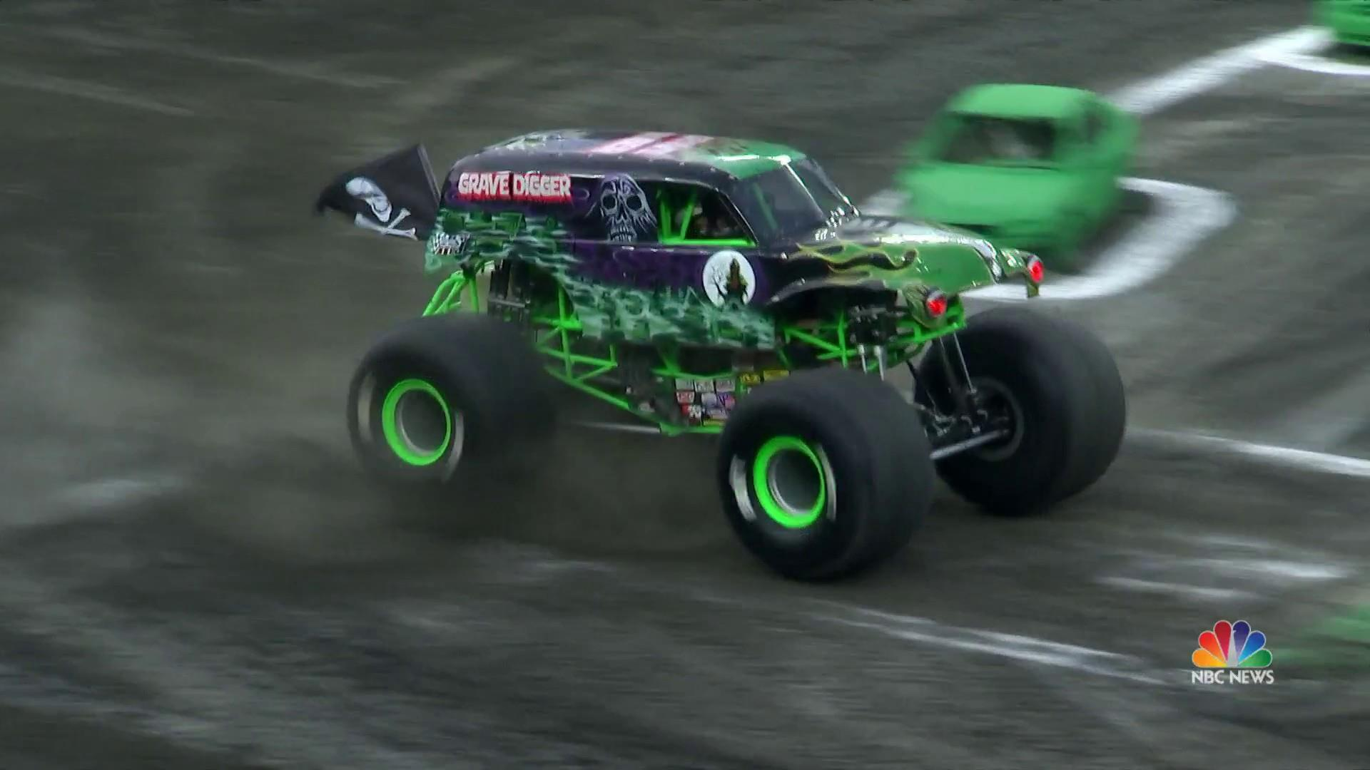 Monster Trucks Wallpaper Posted By John Johnson