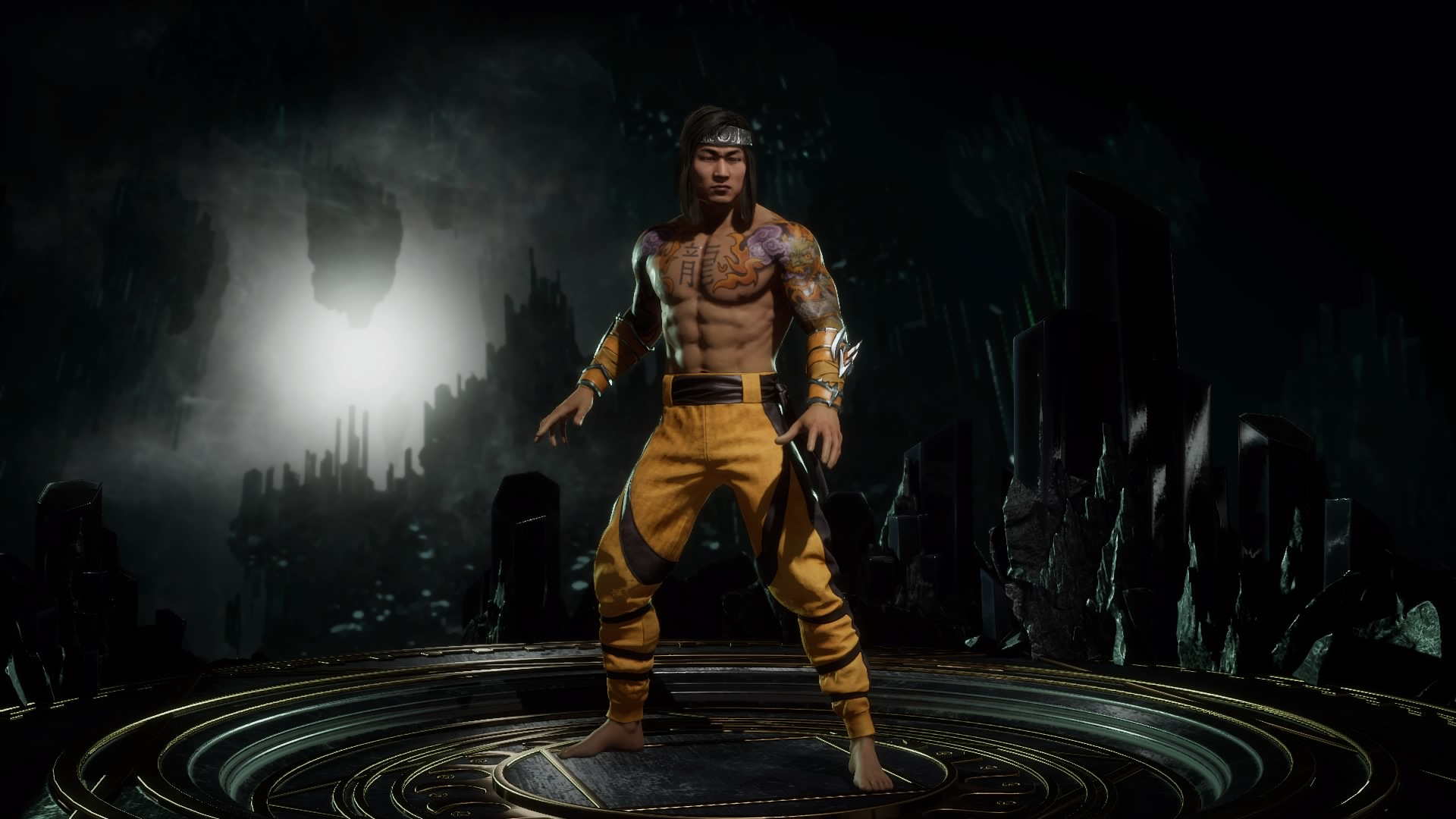 Mortal Kombat 9 Liu Kang Wallpaper Posted By Ethan Peltier
