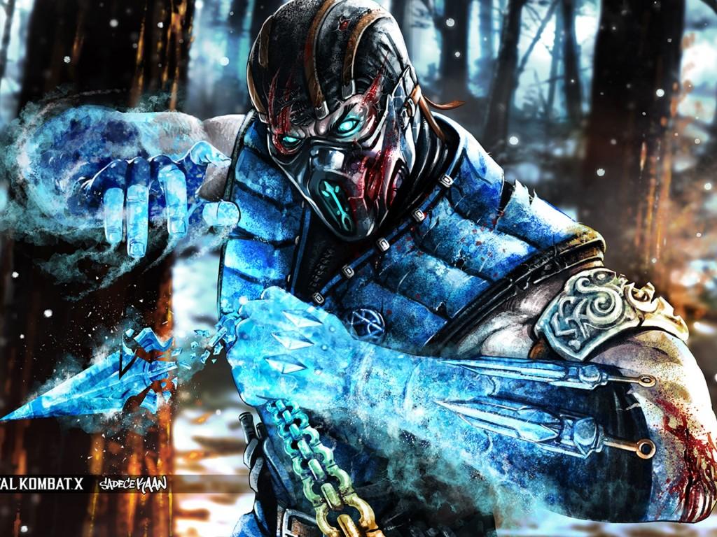 Mortal Kombat Sub Zero Wallpaper Posted By Ryan Anderson