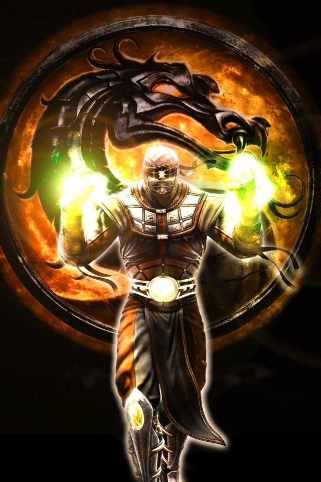 1242x2688 Scorpion Mortal Kombat X Iphone XS MAX HD 4k