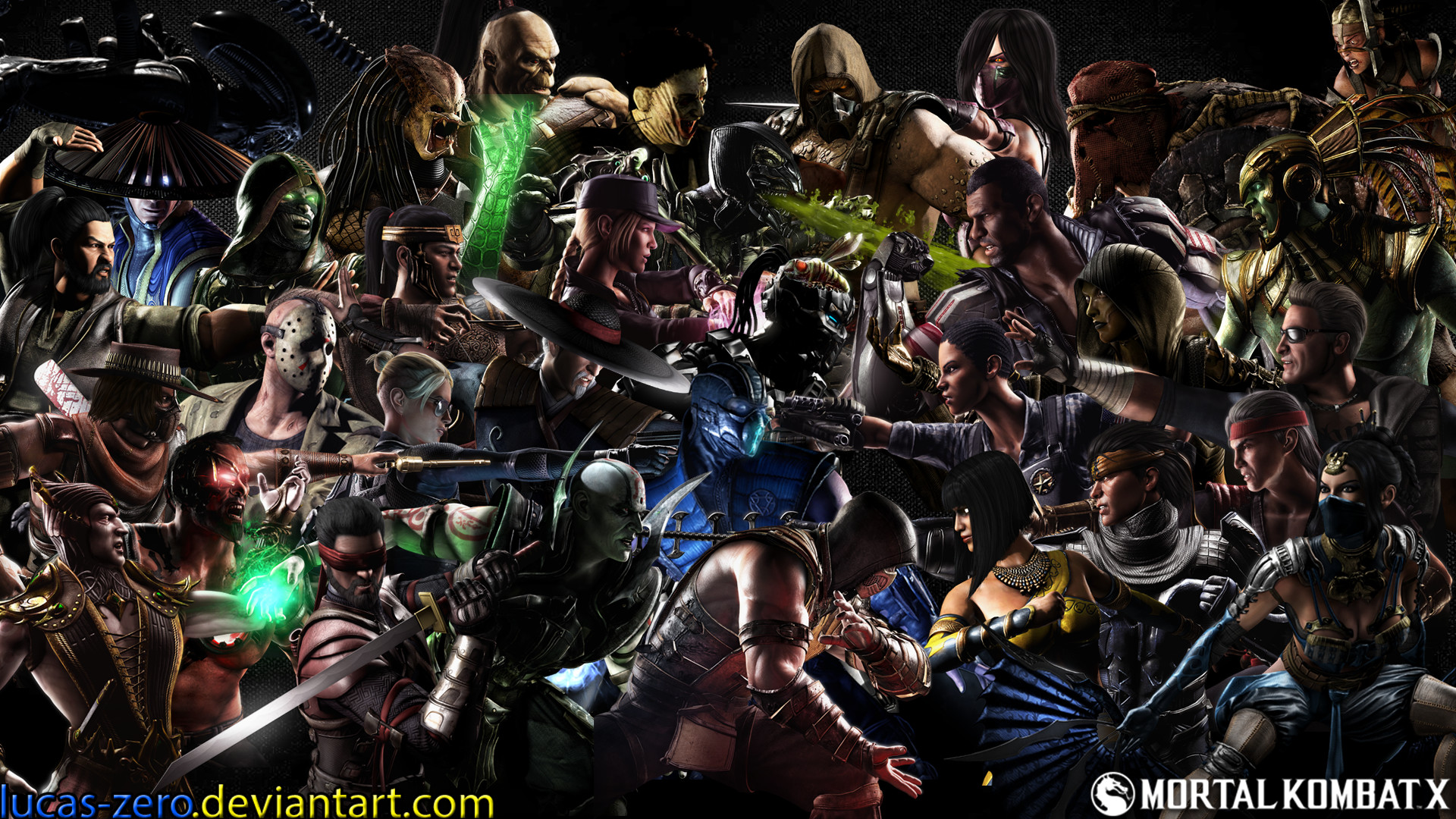 Mortal Kombat Characters Wallpapers 70 pictures