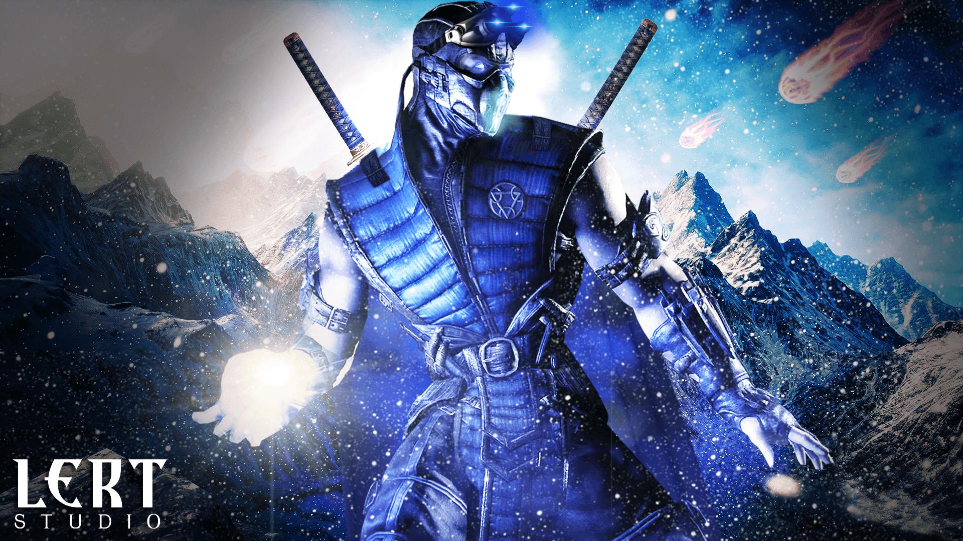 Mortal Kombat X Sub Zero Wallpaper Posted By Ethan Mercado