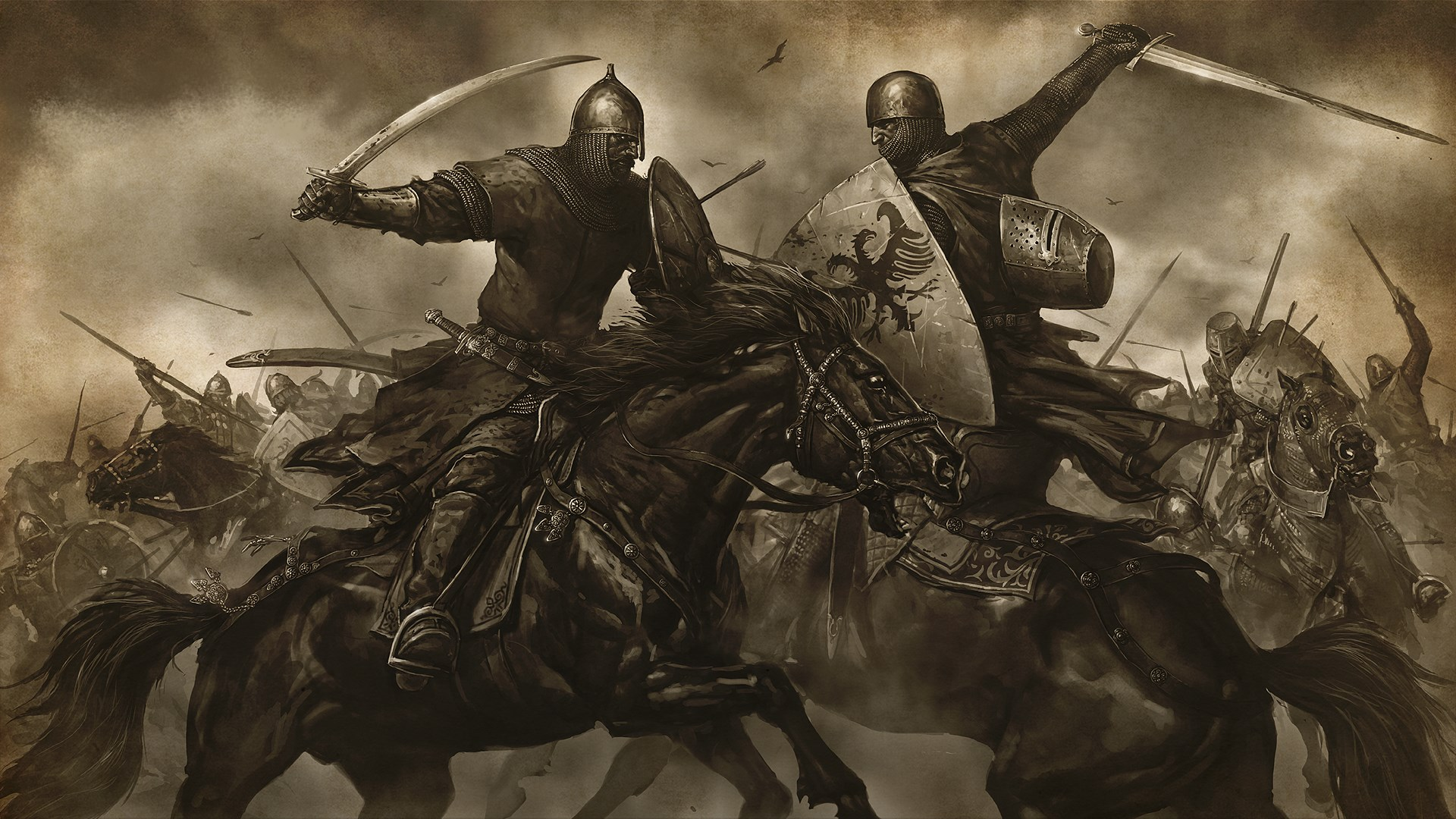 Mount And Blade Wallpaper 1920x1080 posted by Christopher Peltier