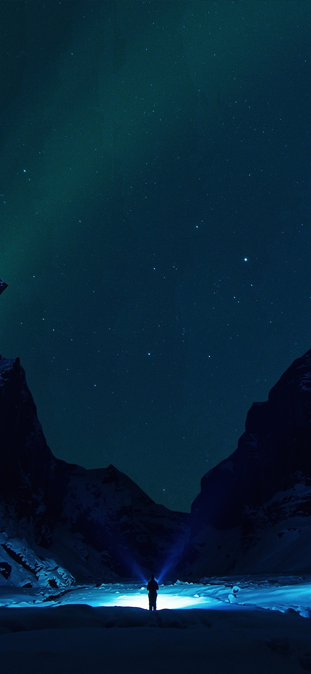 Mountain At Night Wallpaper Posted By Christopher Walker
