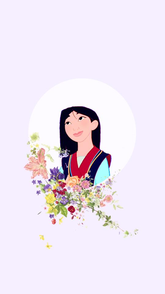 10+ Disney Mulan Phone Wallpaper Gif