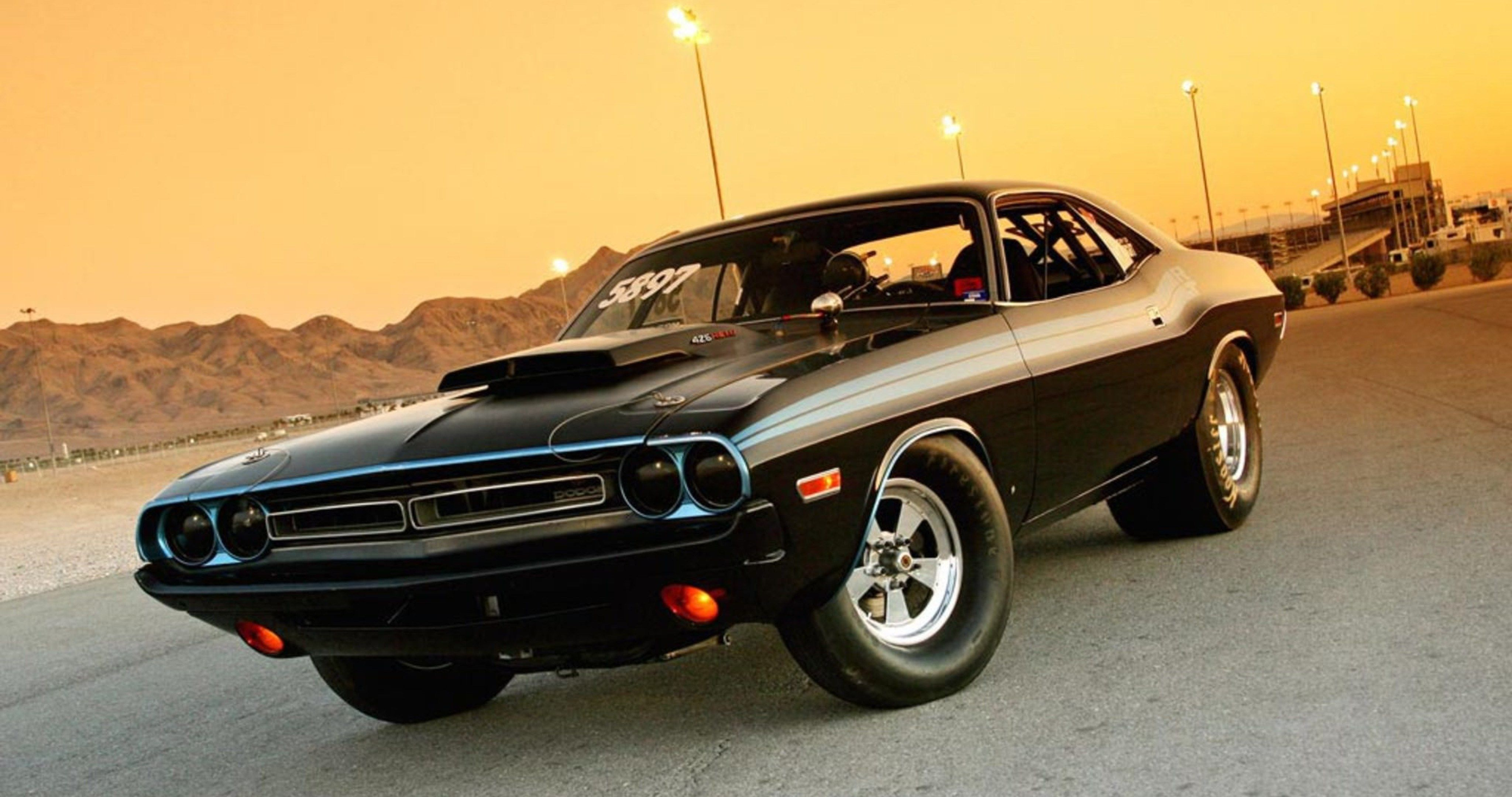 Muscle Cars 4k Wallpapers Posted By Ethan Anderson