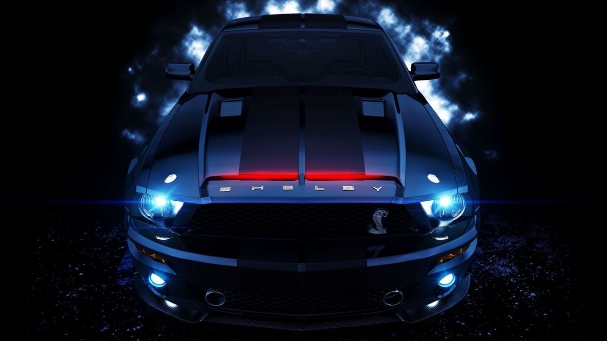 Mustang Car Wallpaper Posted By Zoey Cunningham