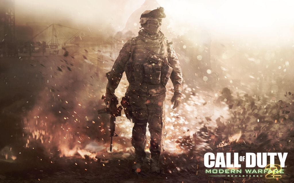 Mw2 Hd Wallpaper Posted By Michelle Walker