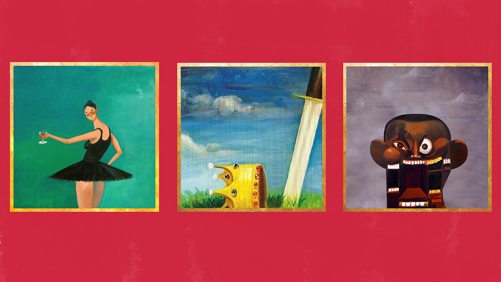 My Beautiful Dark Twisted Fantasy Wallpaper Posted By Michelle Walker