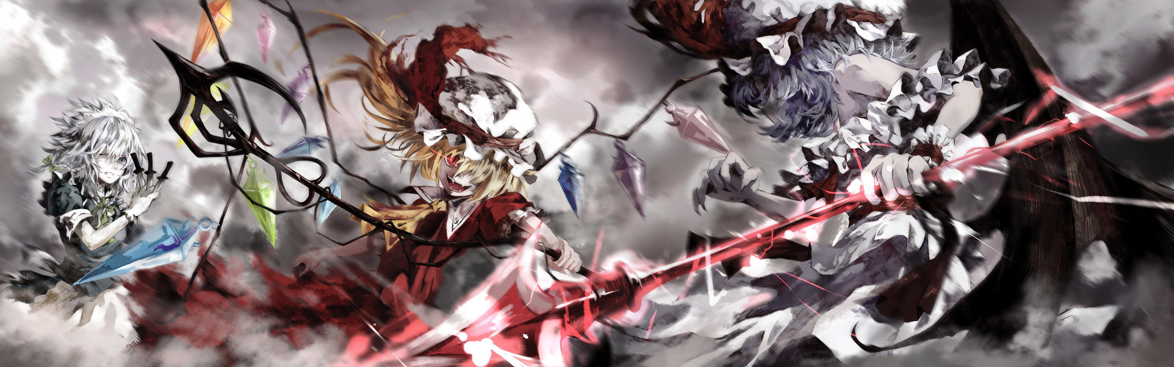 40+ Best Dual Screen Anime Wallpaper 4K Images - Anime ...