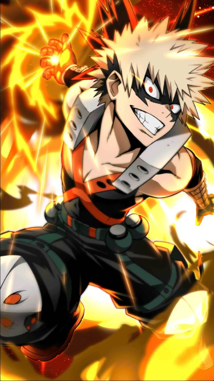 My Hero Academia Kacchan Wallpaper Posted By Zoey Simpson