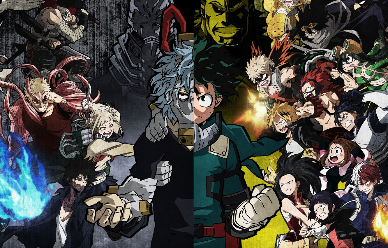 My Hero Academia Wallpaper Reddit Posted By Christopher Tremblay