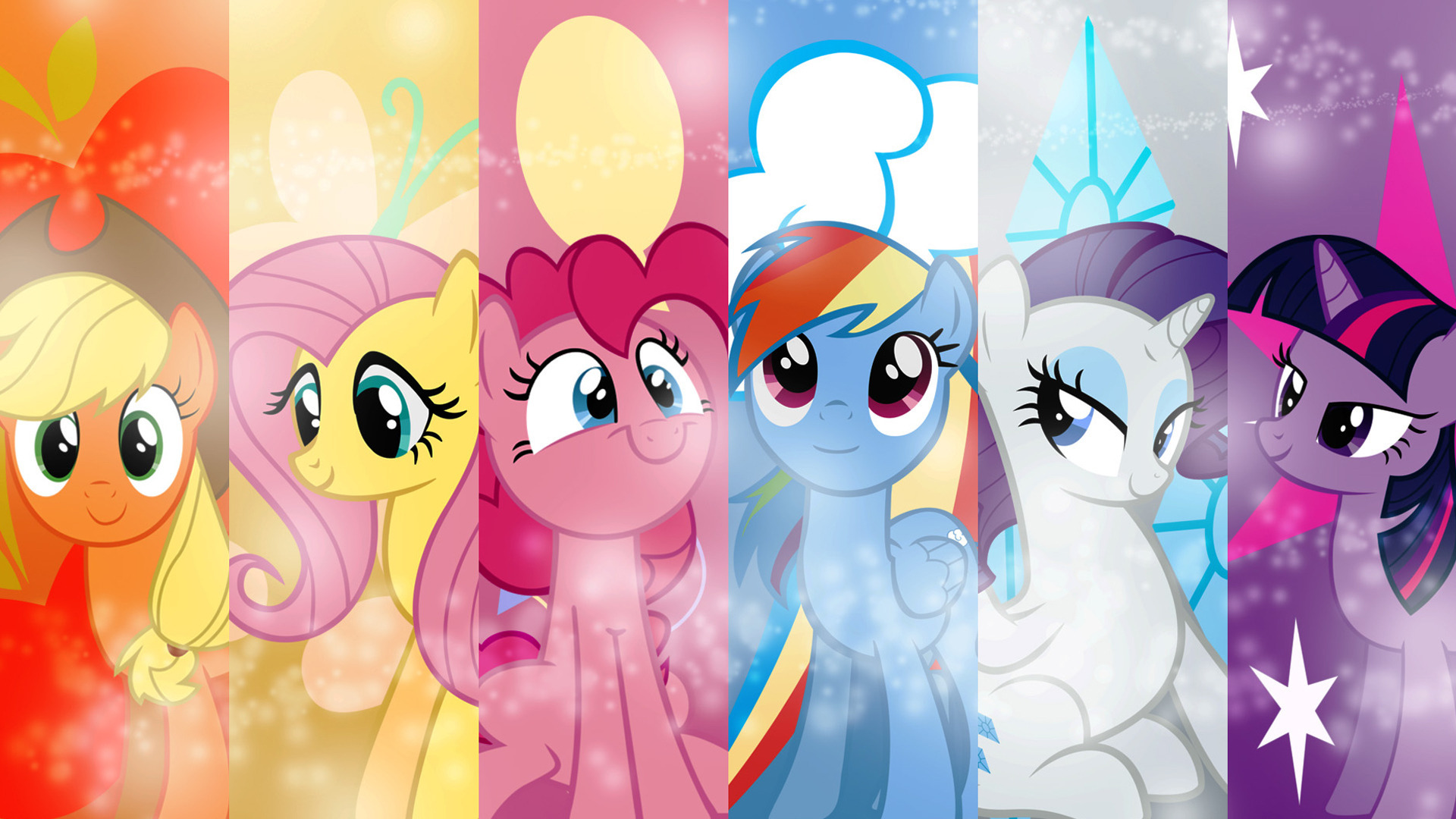 My Little Pony Fim Wallpaper