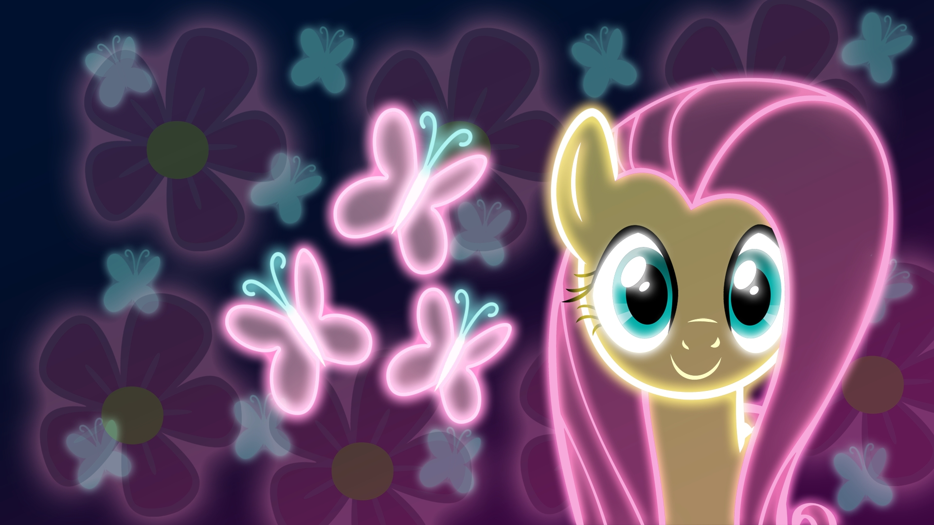 My Little Pony Fluttershy Wallpaper Posted By John Peltier