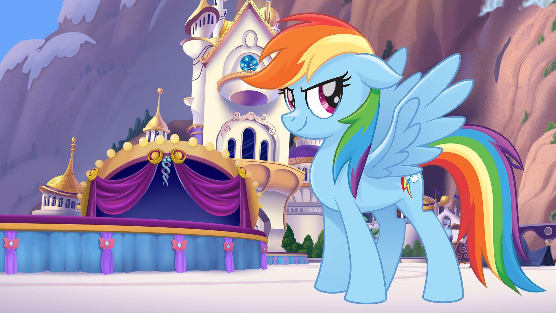 My Little Pony Movie Wallpaper