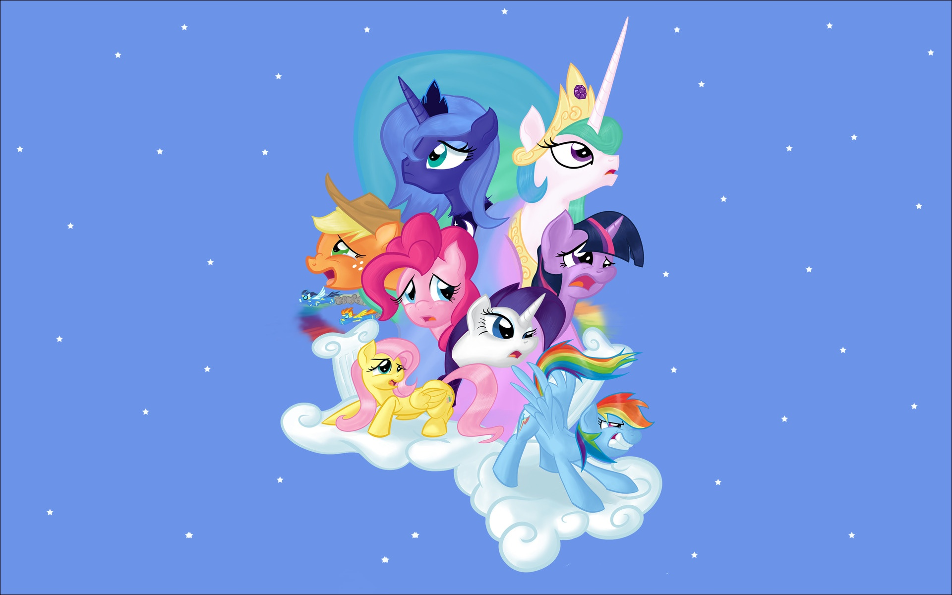 My Little Pony Wallpaper Free Posted By John Mercado