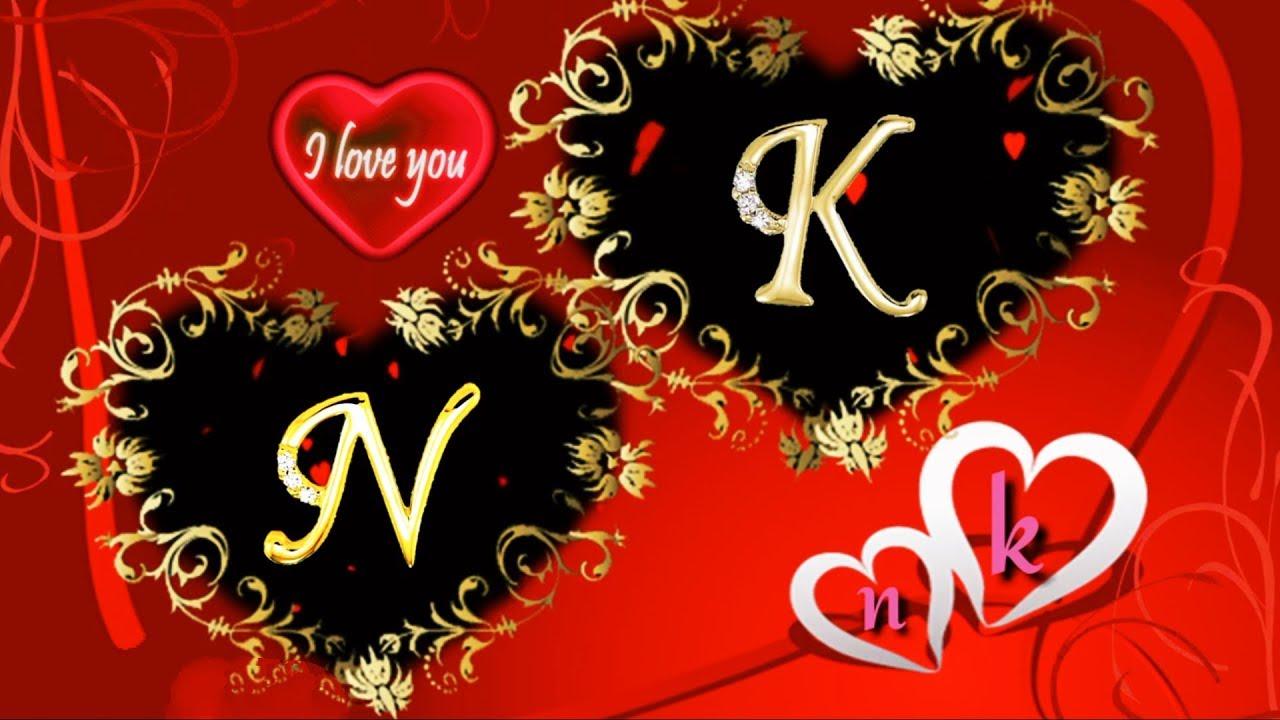 Letter K Love Wallpapers M Wallpaper Hd S In Download