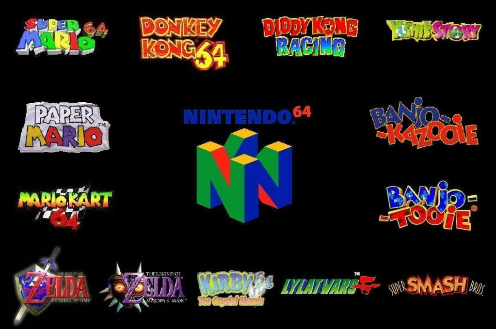 N64 Wallpapers Posted By John Tremblay
