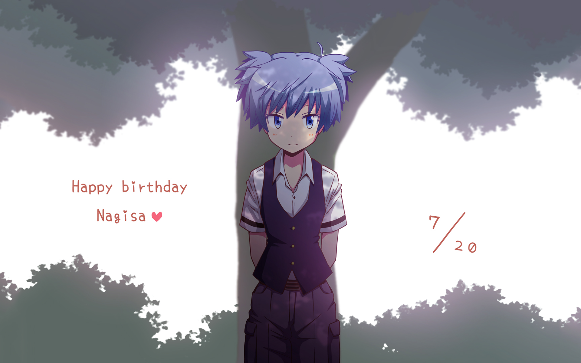 Nagisa Wallpaper Posted By Michelle Simpson