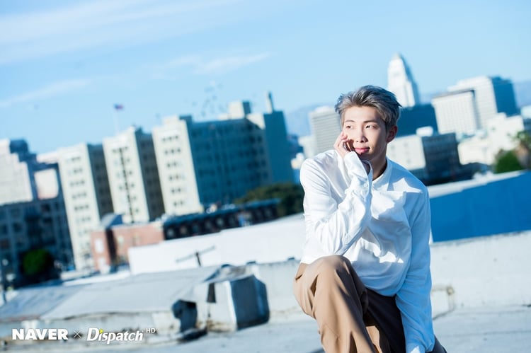 Rapmonster Kim Namjoon BTS Photo 41175680 Fanpop