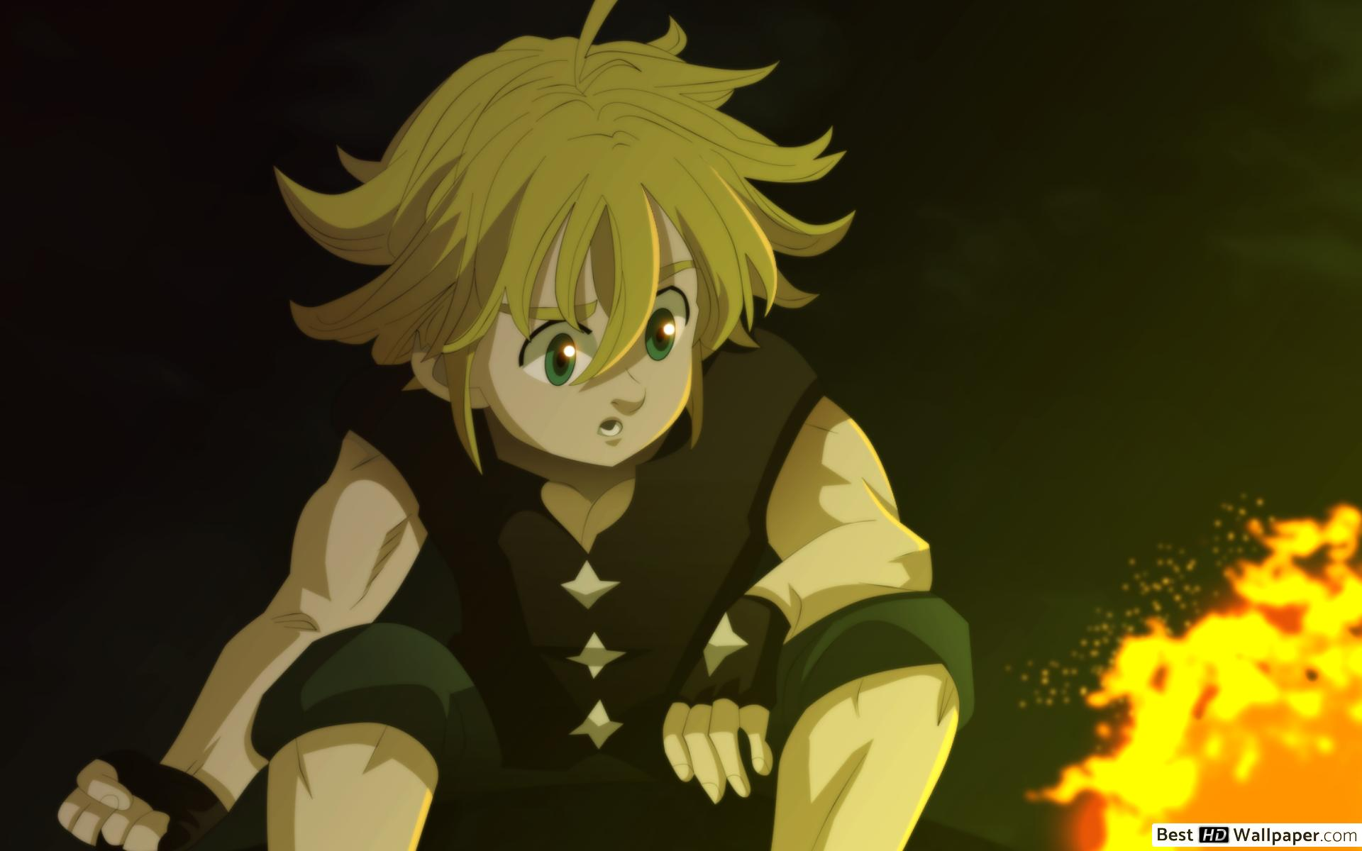 Nanatsu No Taizai Wallpaper Hd Posted By Michelle Sellers