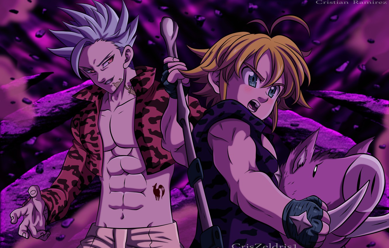 Nanatsu No Taizai Wallpaper Posted By Ethan Cunningham