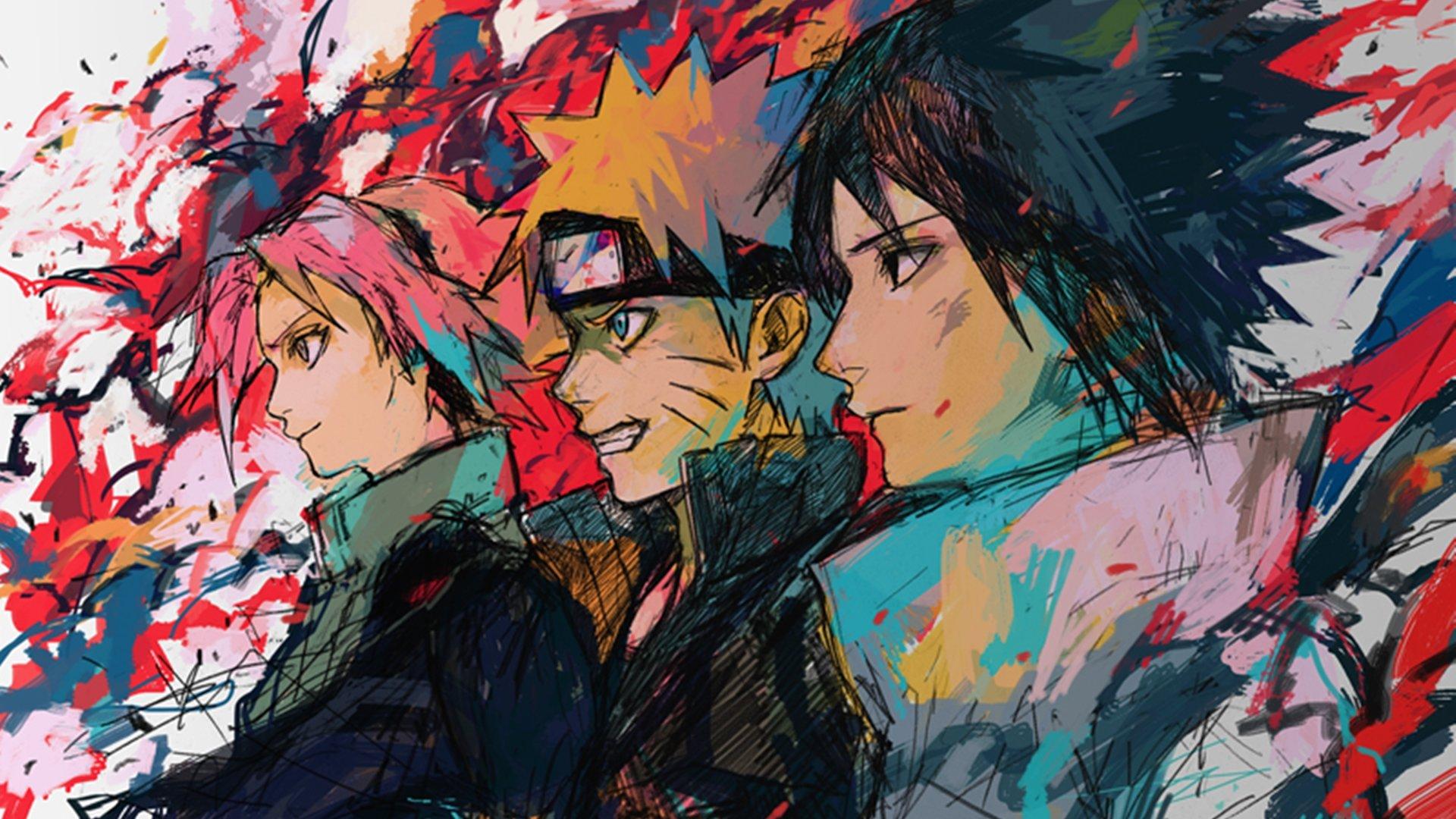 Naruto 1080p Wallpaper Posted By Samantha Sellers