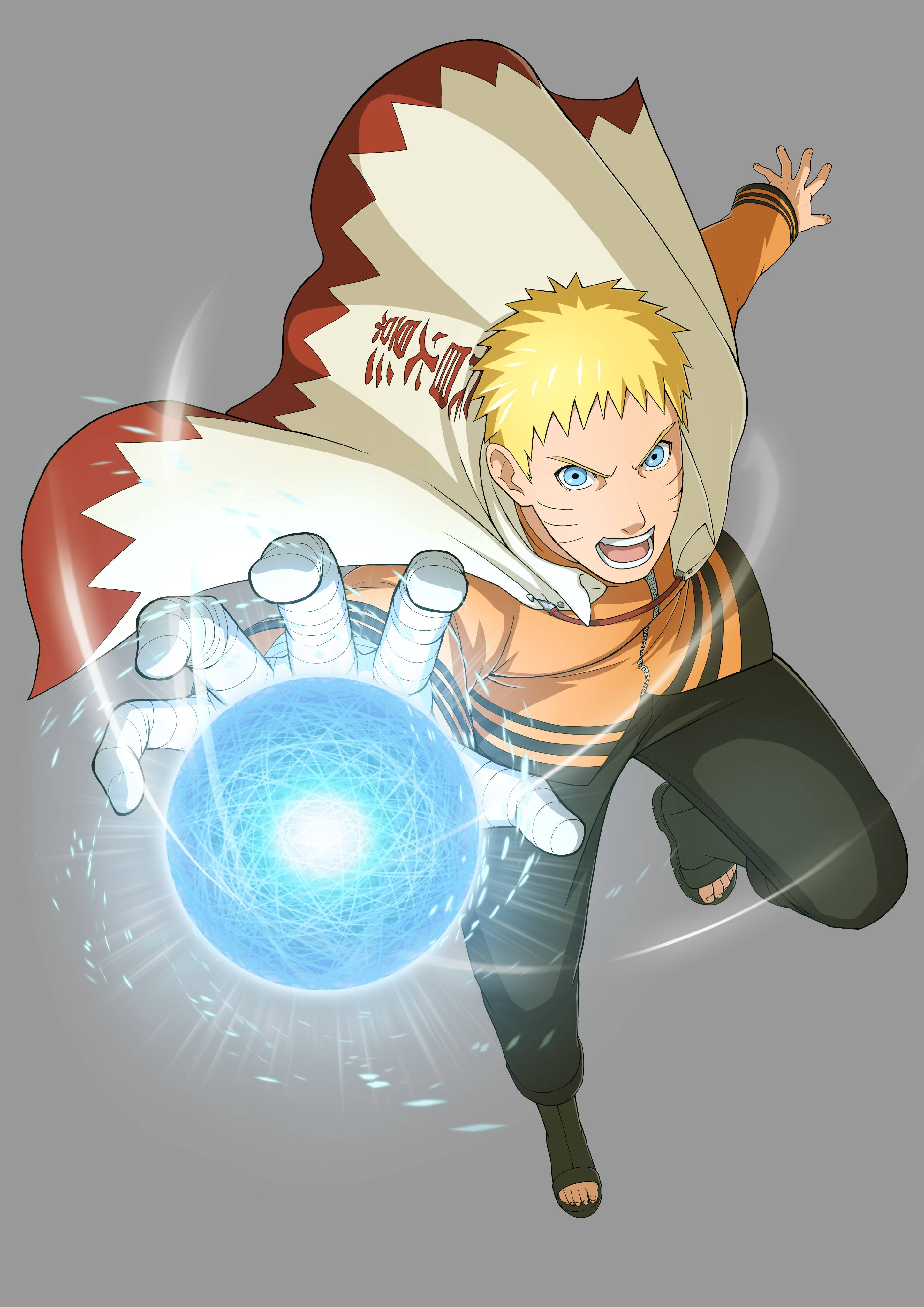 Naruto 7th Hokage Wallpaper Posted By Samantha Simpson
