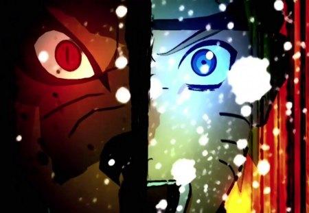 Nine Tailed Fox and Naruto Naruto and Anime Background